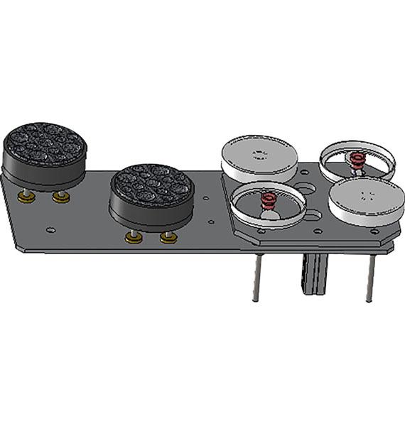 河北顶入式贴标系统工装治具