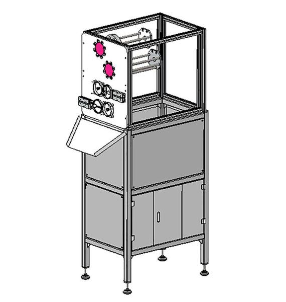 钦州顶入式贴标系统工装治具
