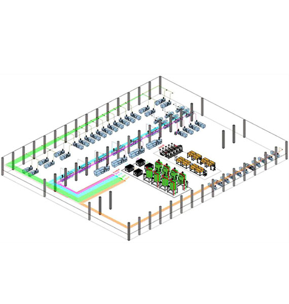 车间整体自动化方案规划