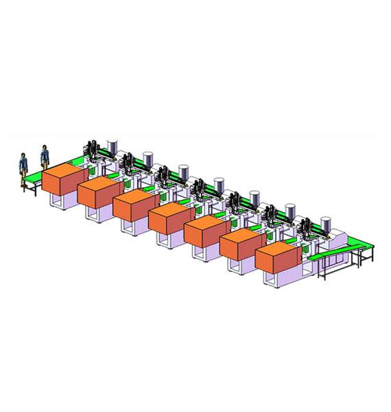 金昌车间整体自动化方案规划