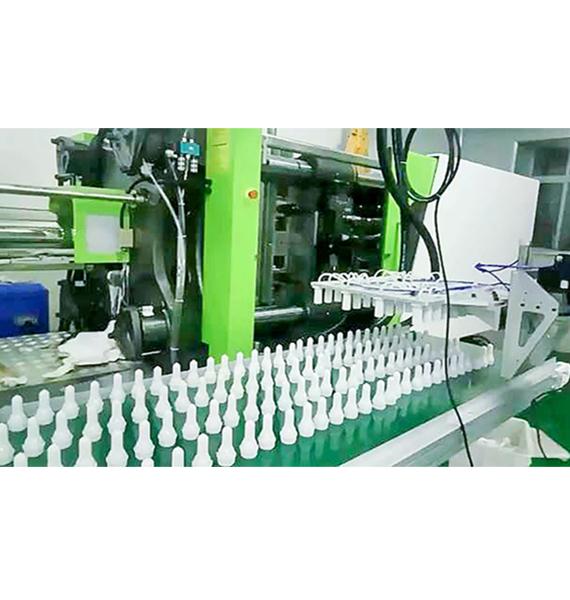 浙江侧入式PET瓶胚取出机械手