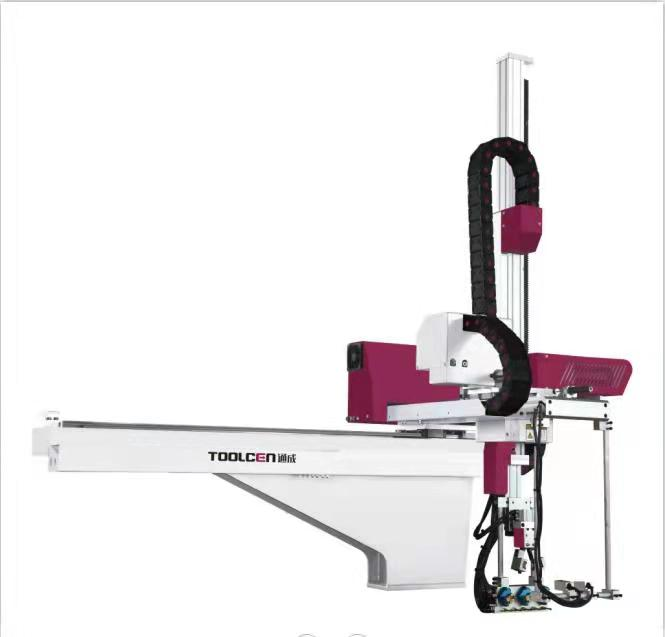 锌合金热室压铸机机械手