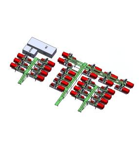 山东车间整体自动化方案规划