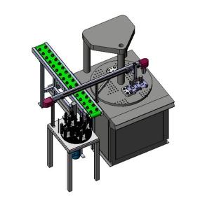 深圳立式注塑机模内镶件方案
